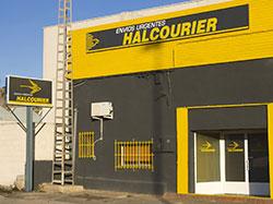Halcourier se perfila como l der del transporte urgente en for Oficinas halcourier