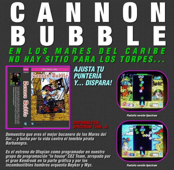 Cannon Bubble