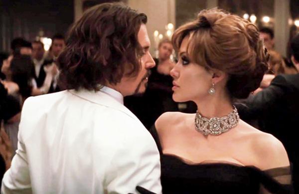Escena de sexo con angelin jolie
