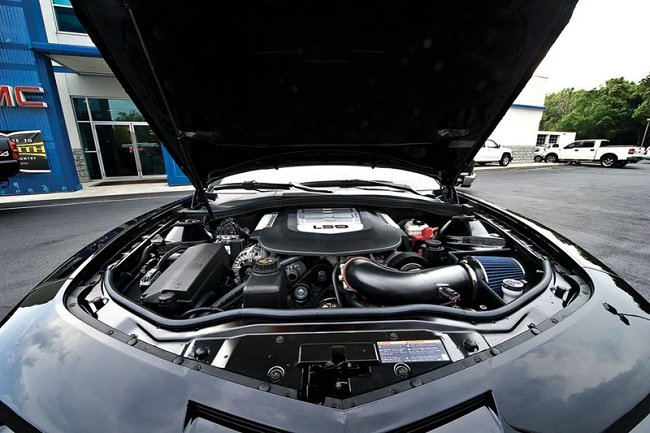 NeSmith Camaro Engine