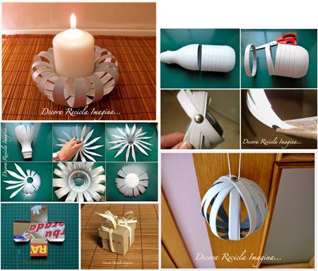 un arbol con carton o cajas de regalo con el carton de una de galletas