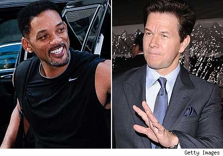 Mark Wahlberg y Will Smith
