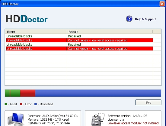 HDD Doctor