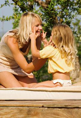cogiendo a la madre y a la hija