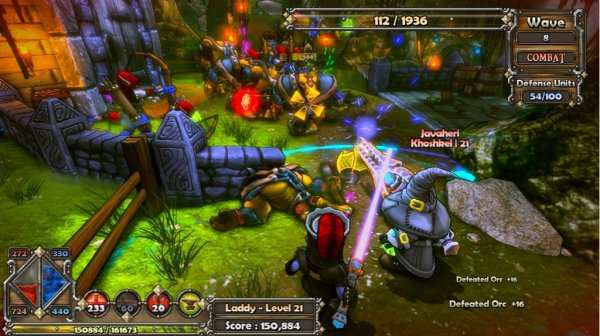 3 12828341701 Descarga Android de la semana: Dungeon Defenders