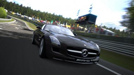 Gran Turismo 5 Unas Pinceladas Impresionistas