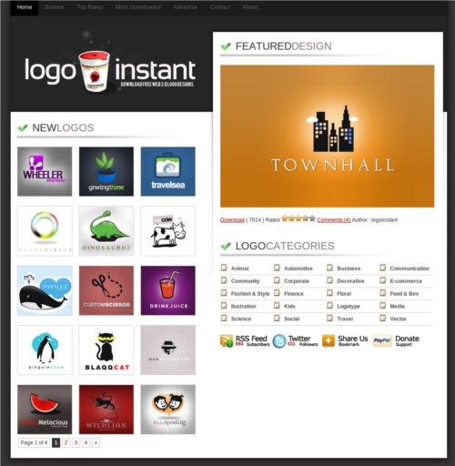 nt, es el nombre de esta gran galería de logos de alta calidad gratis