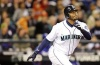 Seattle: Ken Griffey Jr listo para salir al diamante con los Marineros