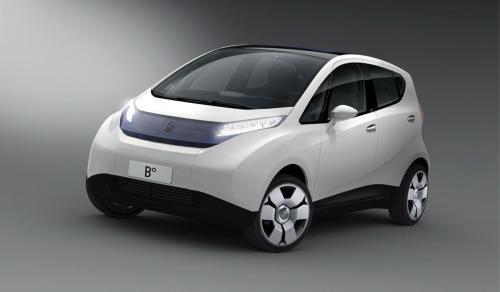 Bluecar EV, coche eléctrico de Bollore y Pininfarina