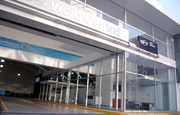 Nuevo centro de servicio con tecnología amigable para el ambiente