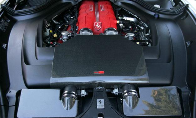 Ferrari California por Novitec Rosso