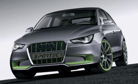 ¿Primera preparación del Audi A1?