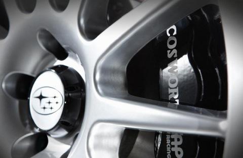 Nuevo teaser del Impreza Cosworth