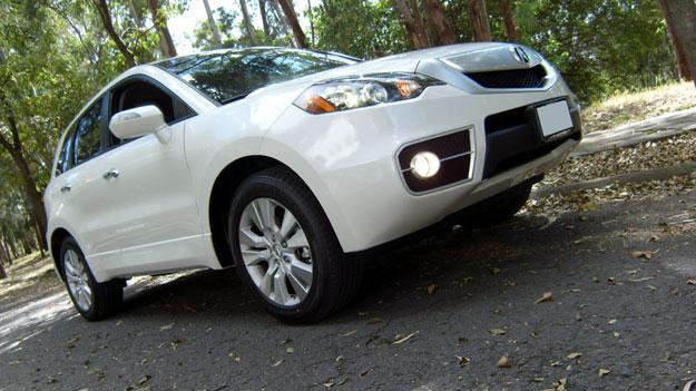 Acura RDX 2010 a prueba