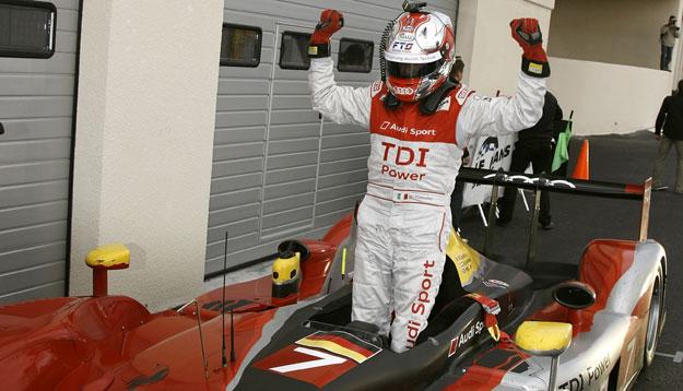 Audi R15 gana en la primera cita de las Le Mans Series