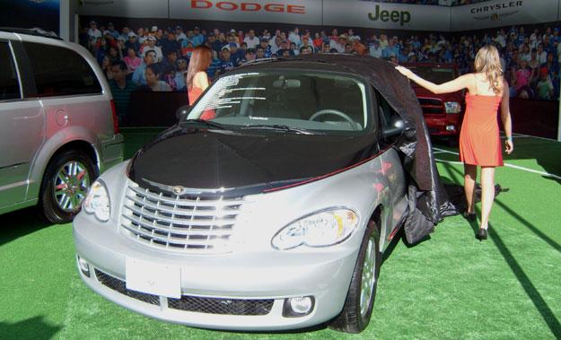 Chrysler presentó cuatro novedades durante el Concurso de la Elegancia