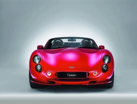 El próximo TVR tendrá motor Corvette