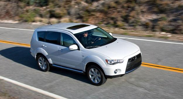 Mitsubishi Outlander XLS 2010 a Prueba