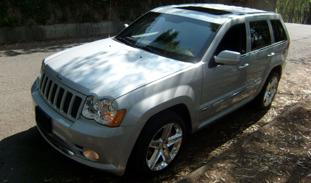 Jeep Grand Cherokee Blindada 2010 a prueba