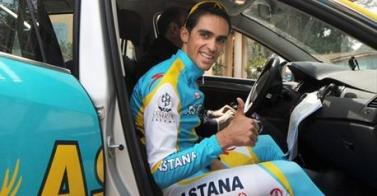 2010 Criterium international Alberto Contador - 0