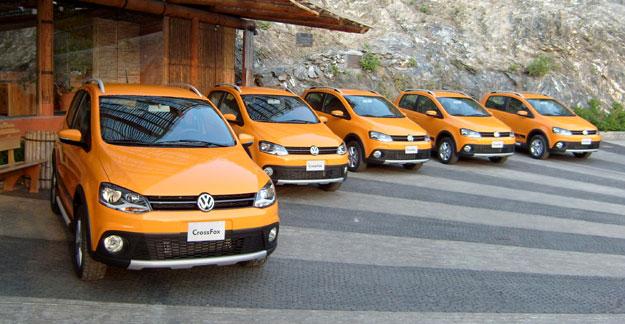 Volkswagen presenta el CrossFox 2011