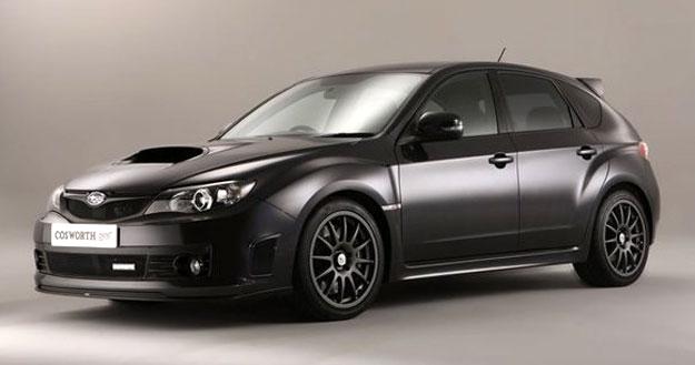 Subaru Impreza STI CS400 de la mano de Cosworth
