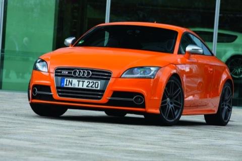 Audi TTS 2010: fotos oficiales