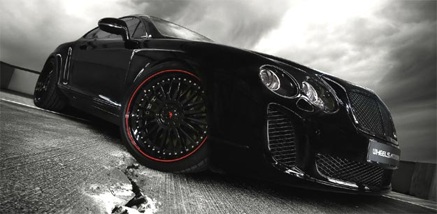 Bentley Continental Ultrasports 702 por Wheelsandmore
