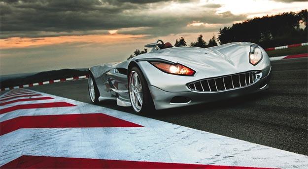 Veritas RS tendrá una versión coupé para la categoría FIA GT