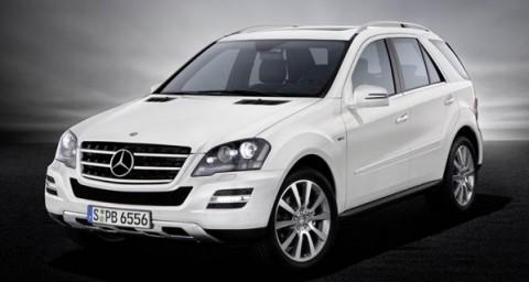 España: Mercedes Clase M Grand Edition