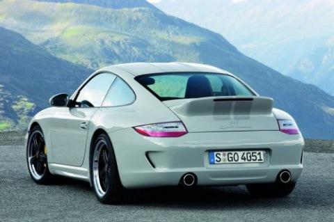 Porsche 911 Carrera GTS: primera información