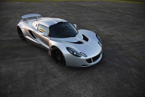 Hennessey Venom GT #01: aquí lo tienes