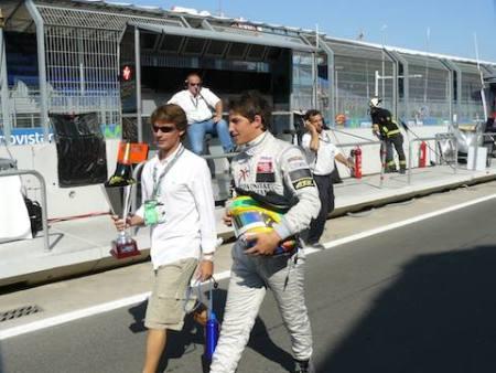 Muller, otro de los vencedores del GP de  Valencia