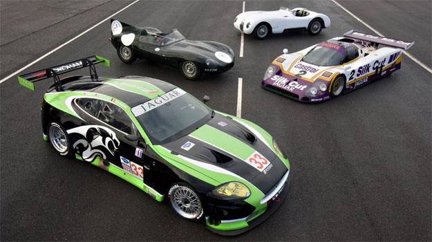 Jaguar celebra su 75 aniversario regresando a Le Mans