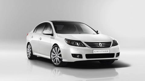 Renault Latitude: ya es oficial