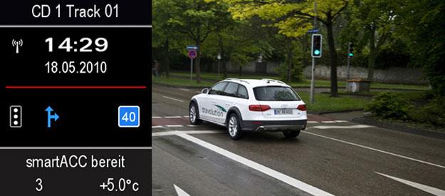 Audi travolution, un manejo eficiente para la ciudad