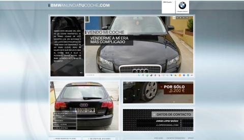 BMW te ayuda a vender tu coche