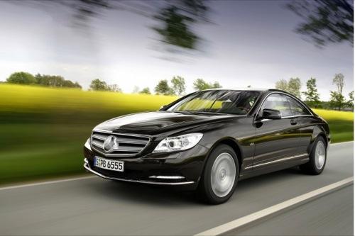 Nuevo Mercedes CL: ya es oficial