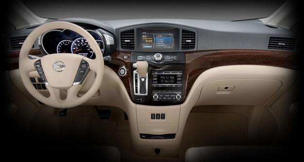 Nissan Quest 2011, primeras imágenes