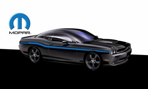 Chrysler anuncia el Dodge Challenger Mopar