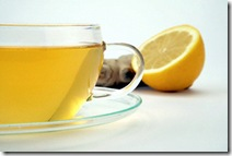 lemonginger tea