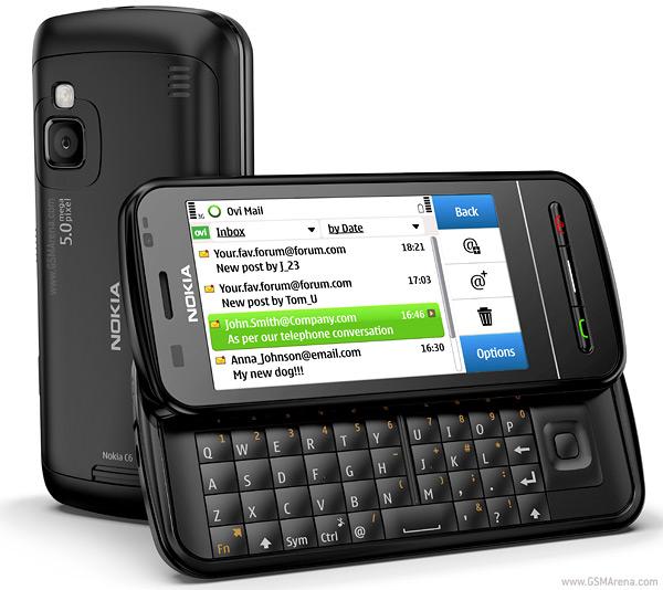 Nokia C6, ¡ compralo dando click aquí !