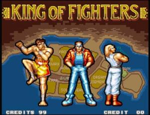 Fatal Fury Players