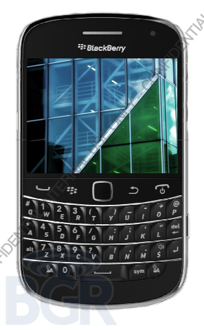 BlackBerry Dakota BlackBerry Dakota tendr�a pantalla t�ctil y teclado QWERTY