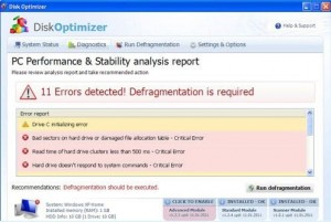 Disk Optimizer