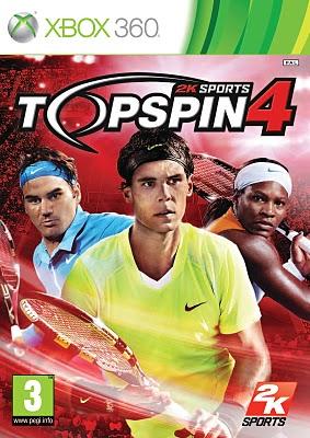 Imagen del juego Listado de estrellas invitadas a Top Spin 4