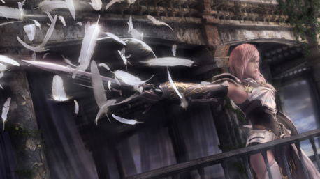 �??Square-Enix anuncia Final Fantasy XIII-2