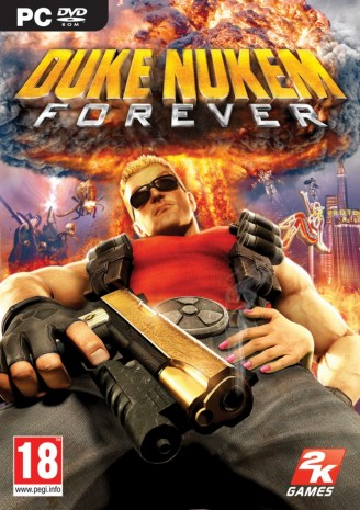 Duke Nukem Forever Cover