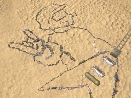 Imagen del juego Remake amateur de mapas de Halo 3 para Halo Reach