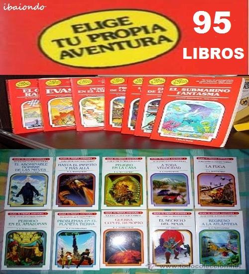 """Libros de """"Elige tu propia aventura"""" en.pdf"""